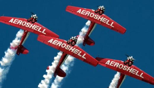 areoshell team